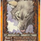 Growls-at-Moon Character U Rage CCG Limited Edition