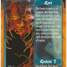 Scream of Gaia Gift U Rage CCG Limited Edition