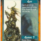Remove Gaia's Blessing Gift U Rage CCG Limited Edition