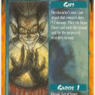 Razor Claws Gift U Rage CCG Limited Edition