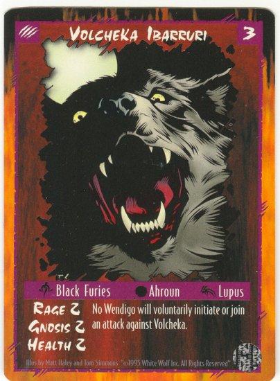 Volcheka Ibarruri Character C Rage CCG Limited Edition