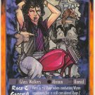 Virus-to-Wyrm Character C Rage CCG Limited Edition