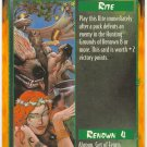 Victory Party Rite C Rage CCG Limited Edition