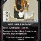 Life Has a Melody BSG-079 (U) Battlestar Galactica CCG