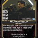 Military Coup BSG-033 (U) Battlestar Galactica CCG