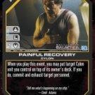 Painful Recovery BSG-037 (U) Battlestar Galactica CCG