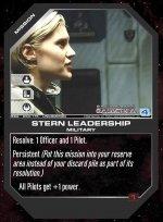 Stern Leadership BSG-093 (U) Battlestar Galactica CCG