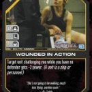 Wounded in Action BSG-054 (C) Battlestar Galactica CCG