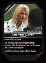 Are You Alive? BTR-045 (U) Battlestar Galactica CCG