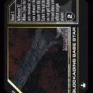 Blockading Base Star BTR-002 (U) Battlestar Galactica CCG