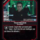 William Adama, Tactician BTR-130 (C) Battlestar Galactica CCG