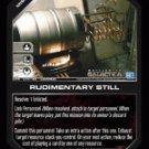 Rudimentary Still BTR-074 (C) Battlestar Galactica CCG