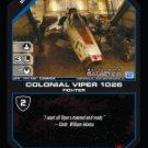 Colonial Viper 1026 BTR-141 (C) Battlestar Galactica CCG