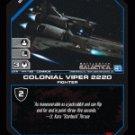 Colonial Viper 2220 BTR-144 (C) Battlestar Galactica CCG