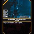 Cylon Surprise BTR-012 (U) Battlestar Galactica CCG