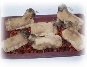 Prim Sheep Bowl Fillers