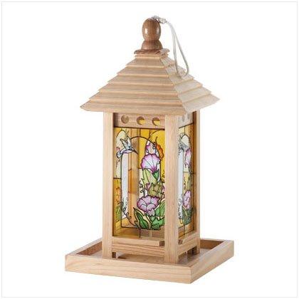 Victorian Church Bird Feeder