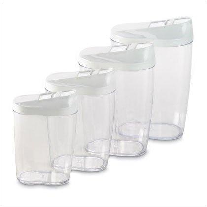 8 Pc. Storage Container Set