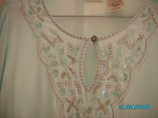 Beautiful silky tunic