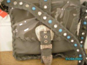 Charm and Luck Designer messenger bag