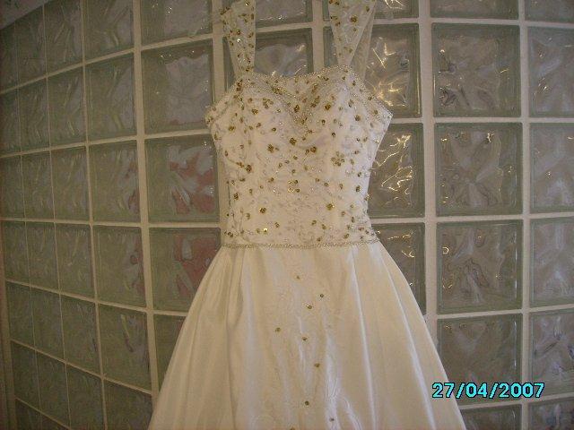 Misses wedding dress