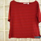 Ladies boatneck top
