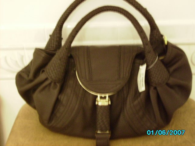 Designer inspired bag