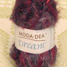 "Moda Dea Dream ""Crimson"" Yarn ~ 1 Skein ~ $4.50"