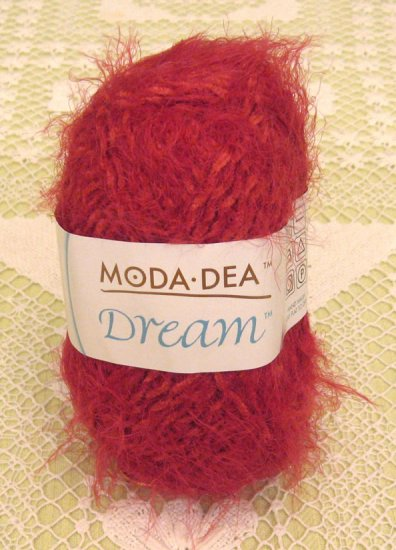 "Moda Dea Dream ""Raspberry"" Yarn ~ 1 Skein ~ $3"