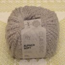 "Rowan RYC Alpaca Soft ""Cloud"" Yarn ~ 1 Skein ~ $4"