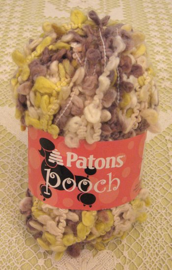 "Patons Pooch ""Wheat Fields"" Yarn ~ 1 Skein ~ $3"