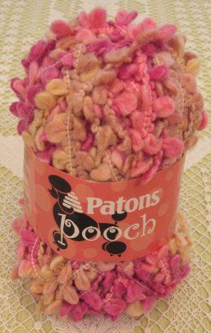 "Patons Pooch ""Spring Blush"" Yarn ~ 1 Skein ~ $3"