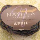 "Nashua April ""Denim"" Cotton Yarn ~ 1 Skein ~ $3.50"
