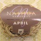 "Nashua April ""Naturals"" Cotton Yarn ~ 1 Skein ~ $3.50"