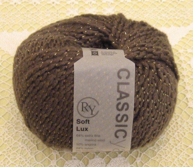 "Rowan RYC Soft Lux ""Sable"" Yarn ~ 1 Skein ~ $7"