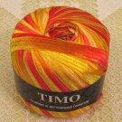 "Filatura Di Crosa Timo ""Colorway 13"" Yarn ~ 1 Skein ~ $5"