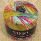 "Filatura Di Crosa Timo ""Colorway 10"" Yarn ~ 1 Skein ~ $5"