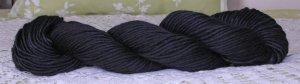 "Filatura Lanarota Soft Silk ""500 Rich Black"" Yarn ~ 1 Skein ~ $7"