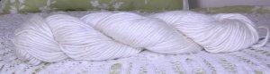 "Filatura Lanarota Soft Silk ""100 Creamy Ivory"" Yarn ~ 1 Skein ~ $7"