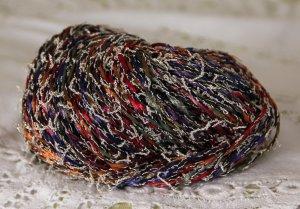 """Ironstone Desert Flower """"Bold Rainbow"""" Yarn ~ 1 Skein ~ $3.50"""