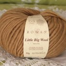 "Rowan Little Big Wool ""Amber"" Yarn ~ 1 Skein ~ $6"
