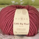 "Rowan Little Big Wool ""Garnet"" Yarn ~ 1 Skein ~ $6"