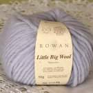 "Rowan Little Big Wool ""Pearl"" Yarn ~ 1 Skein ~ $6"
