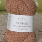 "Rowan Purelife Organic Wool ""Onion"" Yarn ~ 1 Skein ~ $7"