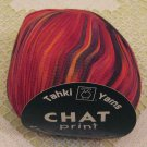 "Tahki Chat Print ""23"" Yarn ~ 1 Skein ~ $4"