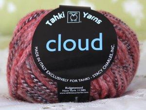 """Tahki Cloud """"4 Reds"""" Yarn ~ 1 Skein ~ $5"""