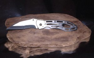 Jaguar Web Handle Pocket Knife