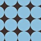 Blue Disco Dot