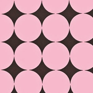 Pink Disco Dot