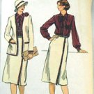 Vogue 9712-Misses Jacket,Skirt,Blouse  Vintage Pattern-Sz18